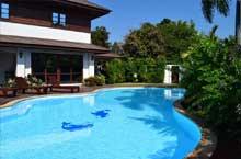 Ferienhaus Nordthailand