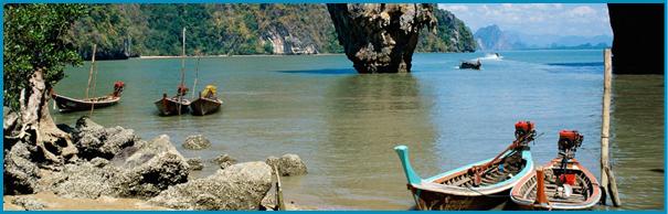 Südthailand Urlaub