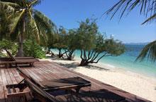 Hotel für Taucher in Thailand